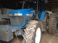 Used Holland 8770 87