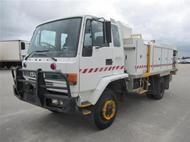 1994 Isuzu FSS500 Fire Truck