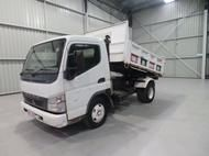 2005 Fuso Canter Tipper