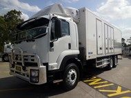 Used 2011 Isuzu FVL