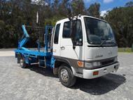 2000 Hino FD Ranger 6