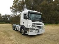 Used 2004 Scania R12