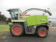 2011 Claas 870 Forage Harvester