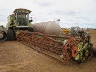 Used Claas CLAAS DOM