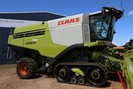 Used 2012 Claas 780T