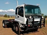 Used 1998 Isuzu FVR9