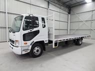 New 2017 Fuso Fighte
