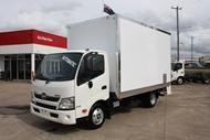 New 2017 Hino 300 SE