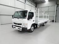 New 2016 Fuso Canter