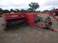 Used CASE IH SBX 540