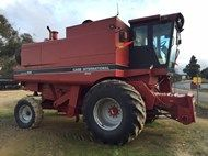 Used CASE IH 1666 in