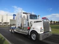 2012 Kenworth T909 #NIL KLMS ON