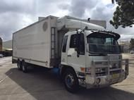Used 2002 Hino GH in