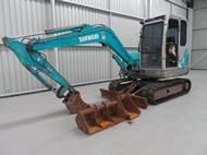 Sunward SWE50 Excavator