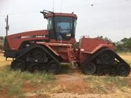 Used CASE IH STX 440