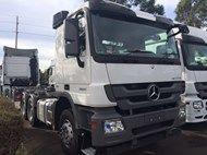 2014 Mercedes-Benz Actros 2641