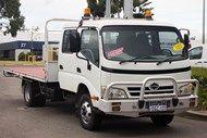 2007 Hino 816 - 300 Series