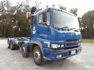2010 Fuso FS527 (8x4)