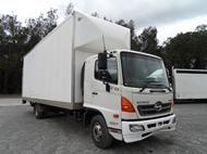 Used 2010 Hino FD 50