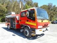 Used 2001 Isuzu FTR8