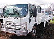 Used 2008 Isuzu NPR3