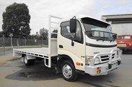 Used 2007 Hino 300 S