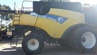 2007 New Holland CR960 / Midwes
