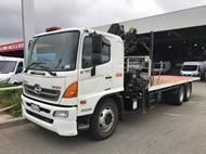 2014 Hino FM 2630-500 Series 6x