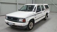 1997 Ford Courier XL Dual Cab U