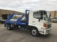 2017 Hino FE 1426 MED AUTO BIN