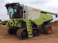 Used 2012 Claas 770