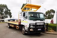 Used 2013 Fuso Fight