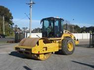 2006 Caterpillar CS563E 12 ton