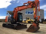 2015 Hitachi ZX135US-3