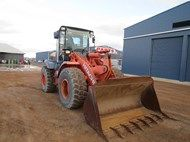 2010 Hitachi ZW140 WHEEL LOADER