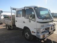 Used 2011 Hino 616 -