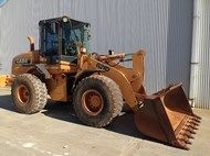 Used 2002 Case 621D