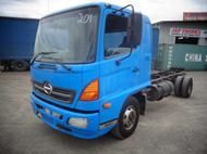 Used 2003 Hino FD Ra