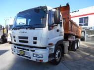 2011 Isuzu Giga CXZ 455hp 6x4 M