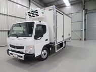 2016 Fuso Canter 615