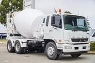 2012 Fuso FN600 Concrete Agitat