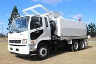 2015 Fuso Fighter 2427 SWB Alli
