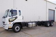 New 2013 Fuso Fighte