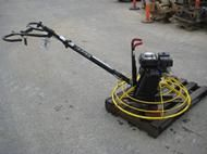 2008 Wacker 5.5hp Power Trowel