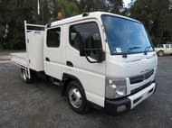 2013 Fuso Canter 815 Duonic Cre