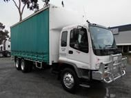 Used 1999 Isuzu FVM1