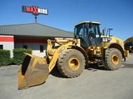 2008 Caterpillar 966H Wheel Loa