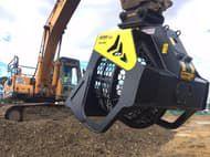2017 BOSS BRS-200S Excavator/Lo