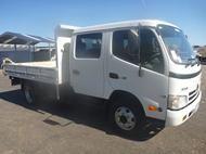 2009 Hino 300 716