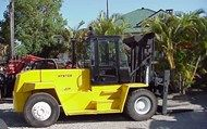 2000 Hyster H16.00 XL2 Enclosed
